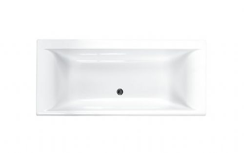 Carron Haiku 1800 x 900mm Double Ended Bath - Carronite